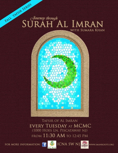 Journey Through Surah Al-Imran