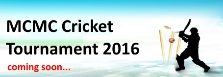 MCMC Cricket Tournament 2016