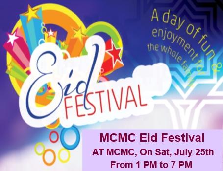Eid Festival at MCMC