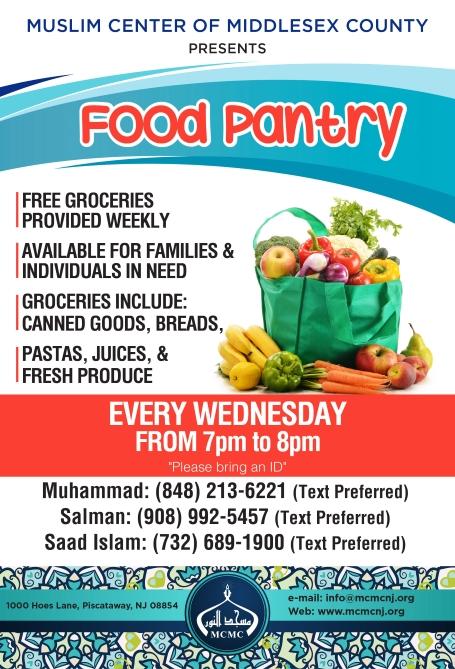MCMC Food Pantry