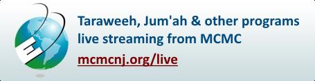 MCMC Ramadan Livestreaming