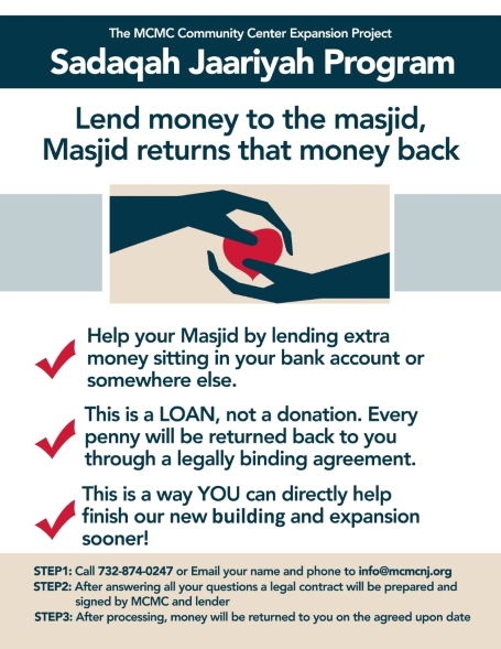 MCMC Sadaqah Jaariyah Campaign: Give Loan to MCMC