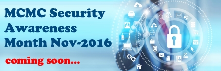 MCMC Security Awareness Month Nov-2016