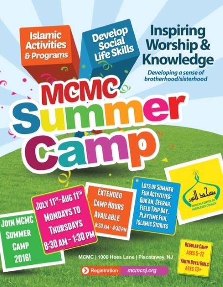 MCMC Summer Camp 2016
