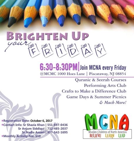 MCNA Program at MCMC
