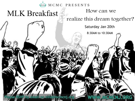 MLK Breakfast: How do we realize the dream?