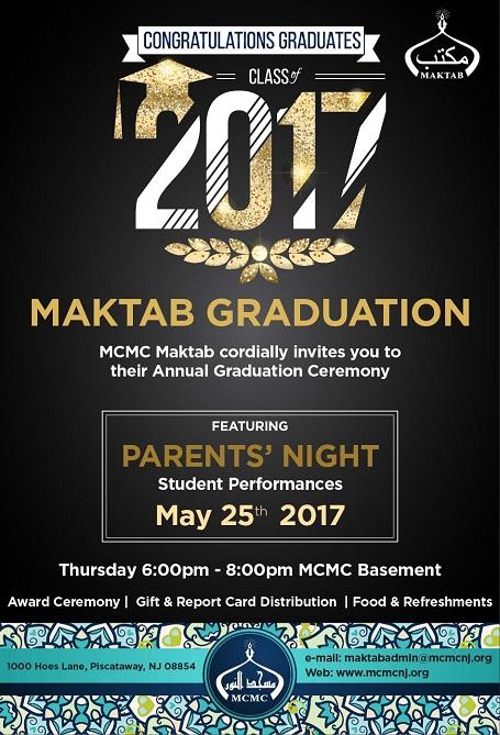 Maktab Graduation
