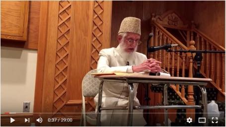 Maulana Yusuf Islahi Lectures