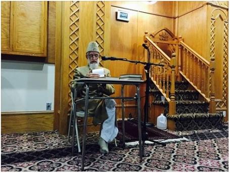 Daily Tafseer after Taraweeh by Maulana Yusuf Islahi