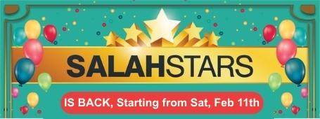 Salah Stars