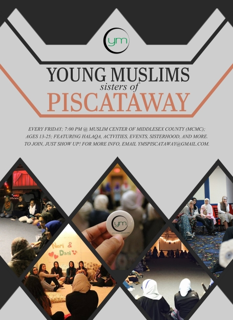 MCMC Breakfast Club on Saturdays after Fajr